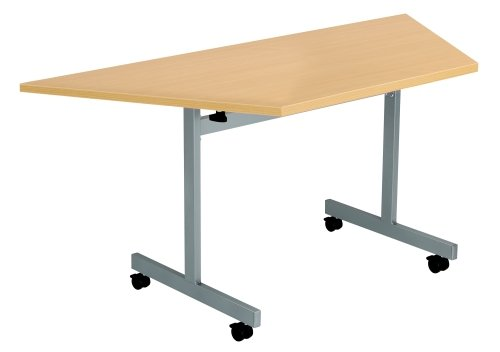 TC Office One Eighty Trapezoidal Table