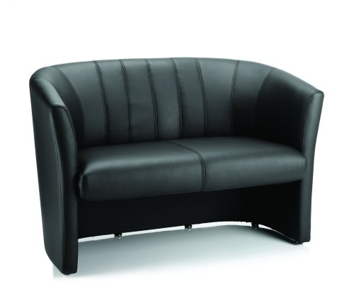 Gentoo Neo Twin Tub Leather Chair