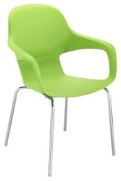 TC Office Ariel II Chrome 4 Leg Chair
