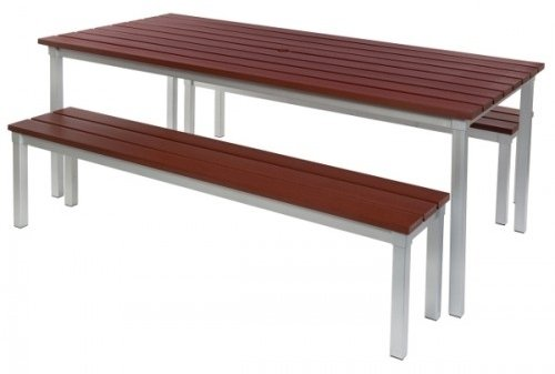 Gopak Enviro Outdoor Bench 1050mm