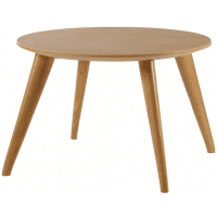 ORN Pause Round Coffee Table - 600mm