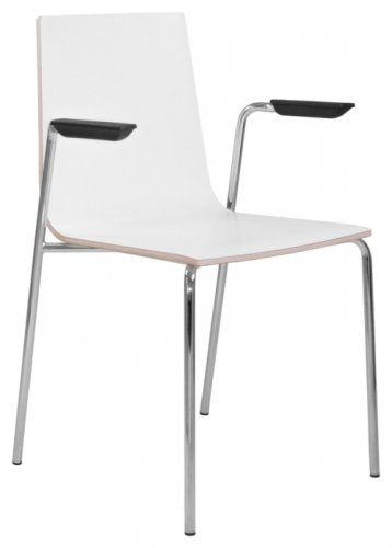 Elite Multiply Breakout Chair With Arms